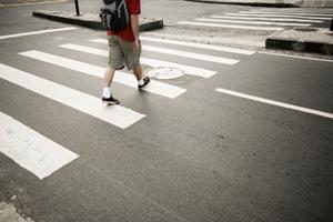 Jasno obeležavanje pešačkog prelaza