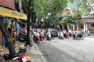 High motorcycle demand